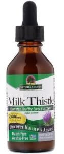 The Best Milk Thistle